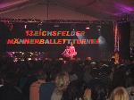 Männerballettshow am 21.11.2015 in Pfaffschwende
